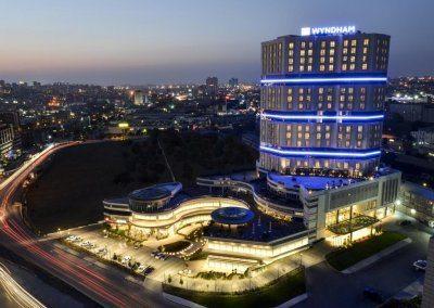 فندق ويندهام جراند اسطنبول أوروبا