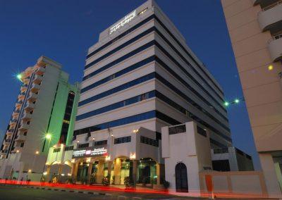 فندق الجوهرة جاردنز Al Jawhara Gardens Hotel