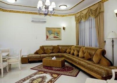 منتجع البادا Al Bada Resort
