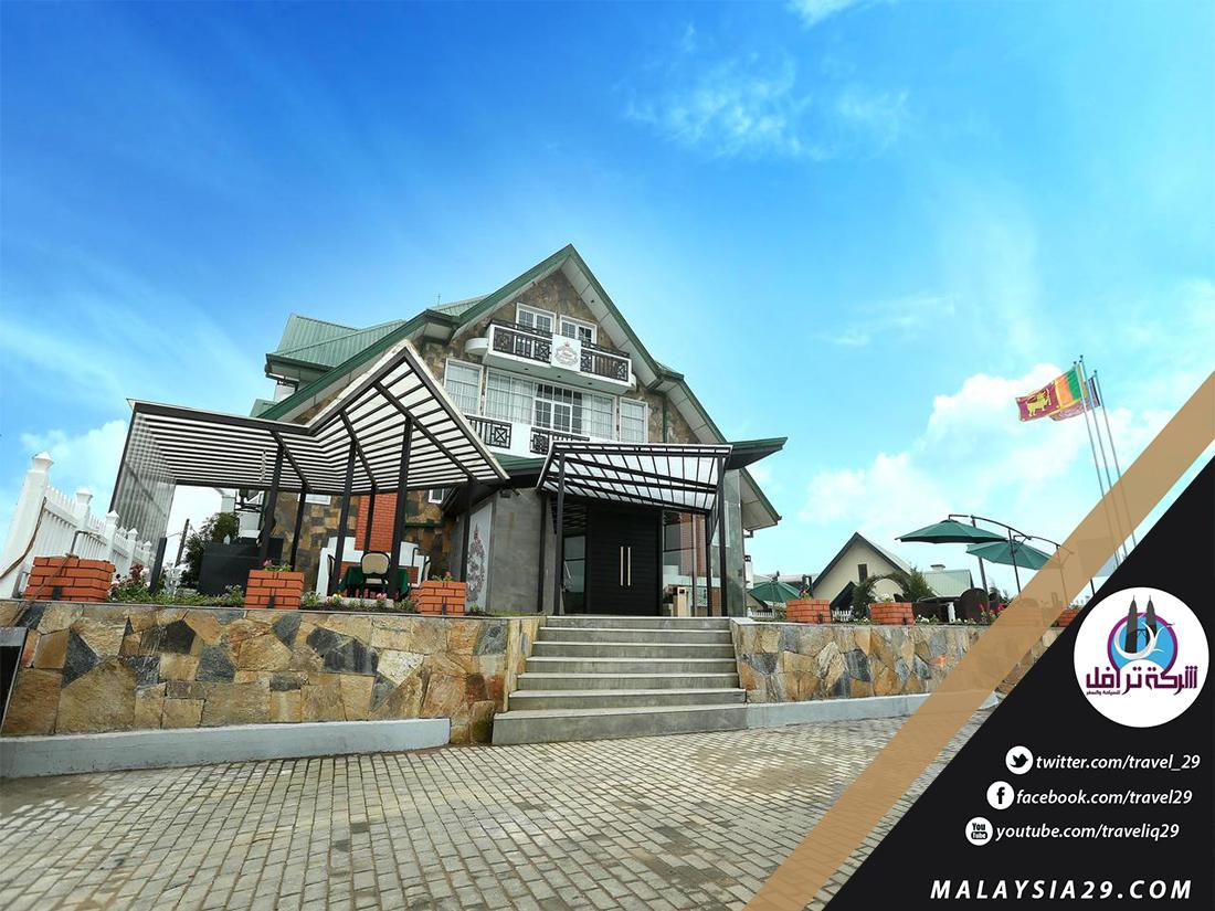 أفضل 5 فنادق موصى بها فى نوراليا سريلانكا