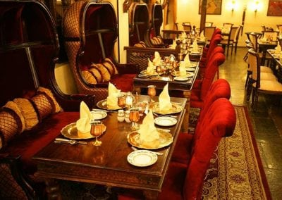 فندق أرابيان كورت يارد Arabian Courtyard Hotel Spa
