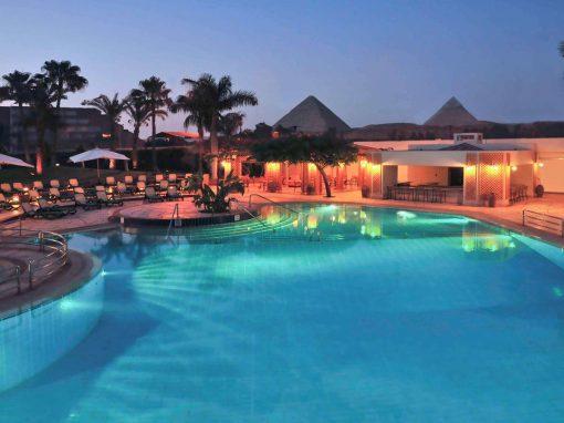 فندق ميركيور سفينكس القاهرة Mercure Cairo Le Sphinx Hotel