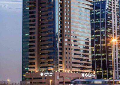 بولمان دبي أبراج بحيرات جميرا Pullman Jumeirah Lakes Towers Hotel and Residence