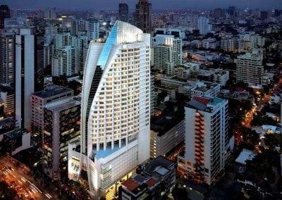 بولمان بانكوك غراند  Pullman Bangkok Grande