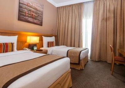 فلورا بارك للشقق الفندقية Flora Park Apartments