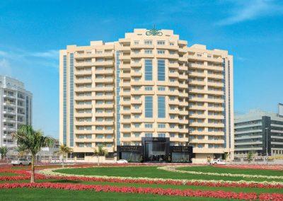 فلورا بارك للشقق الفندقية دبي