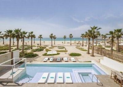 منتجع وسبا نيكي بيتش دبي Nikki Beach Resort Spa Dubai