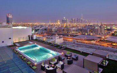 فندق ميليا دبي