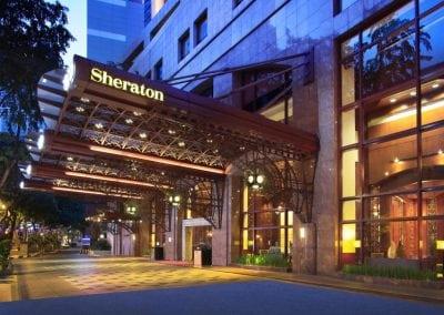 فندق شيراتون كوالالمبور Sheraton Hotel Kuala Lumpur