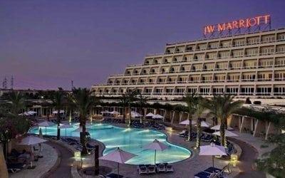 فندق جي دبليو ماريوت القاهرة