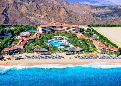 فندق الفجيرة روتانا Fujairah Rotana Resort