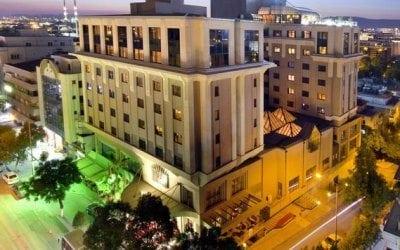 فندق توكجان تركيا