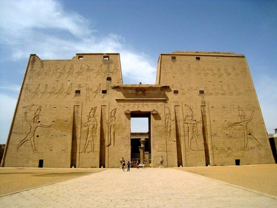 Tempio di Kom Ombo Aswan