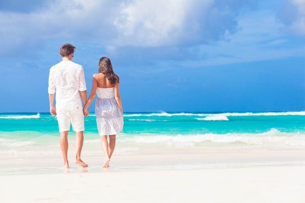 BKG Honeymoon 10 Malam di $ 2000 $