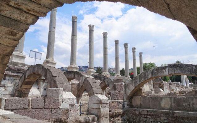 أنشطة في متحف بقايا اغورا ازمير تركيا | متحف بقايا اغورا ازمير تركيا