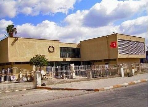 متحف علم الاثار تركيا واحد من أقدم المتاحف في تركيا وهو متحف علم الآثار