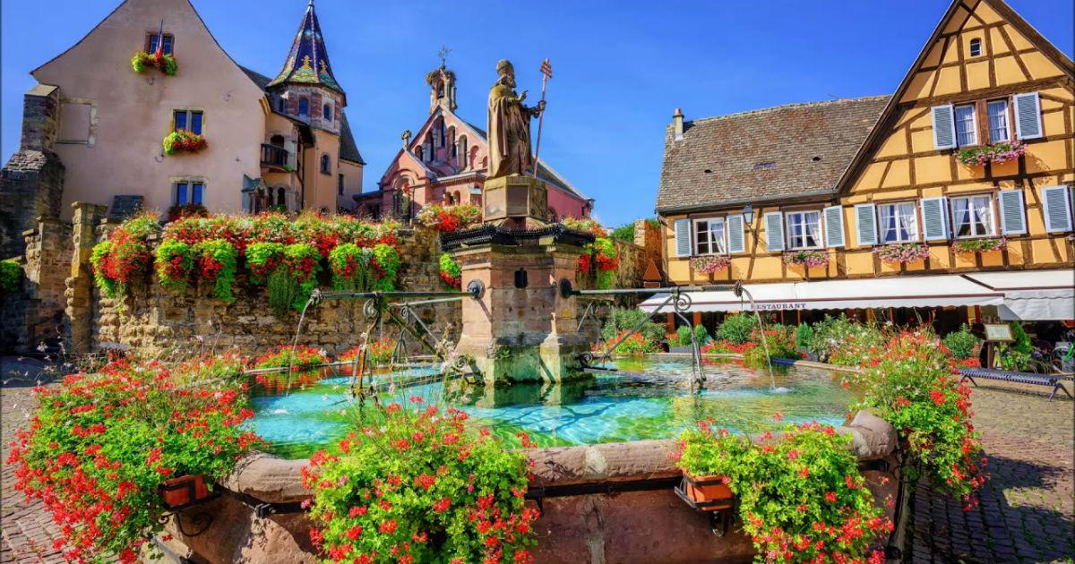 اقضى أجمل ثلاثة اسابيع فى فرنسا | اجمل ثلاثه اسابيع فى مدن فرنسا الرائعه
