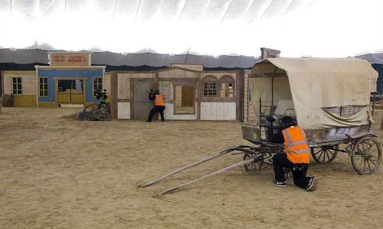 أنشطة في نادي الفرسان الدولي أبو ظبي