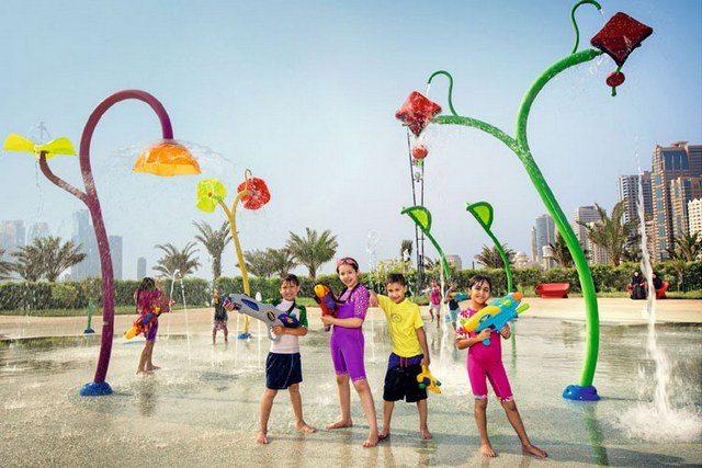 سبلاش بارك المائية الشارقة في الامارات