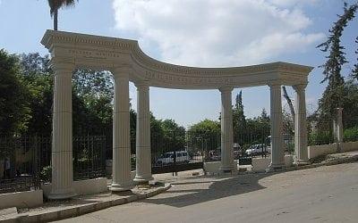 مقابر كوم الشقافة في الاسكندرية