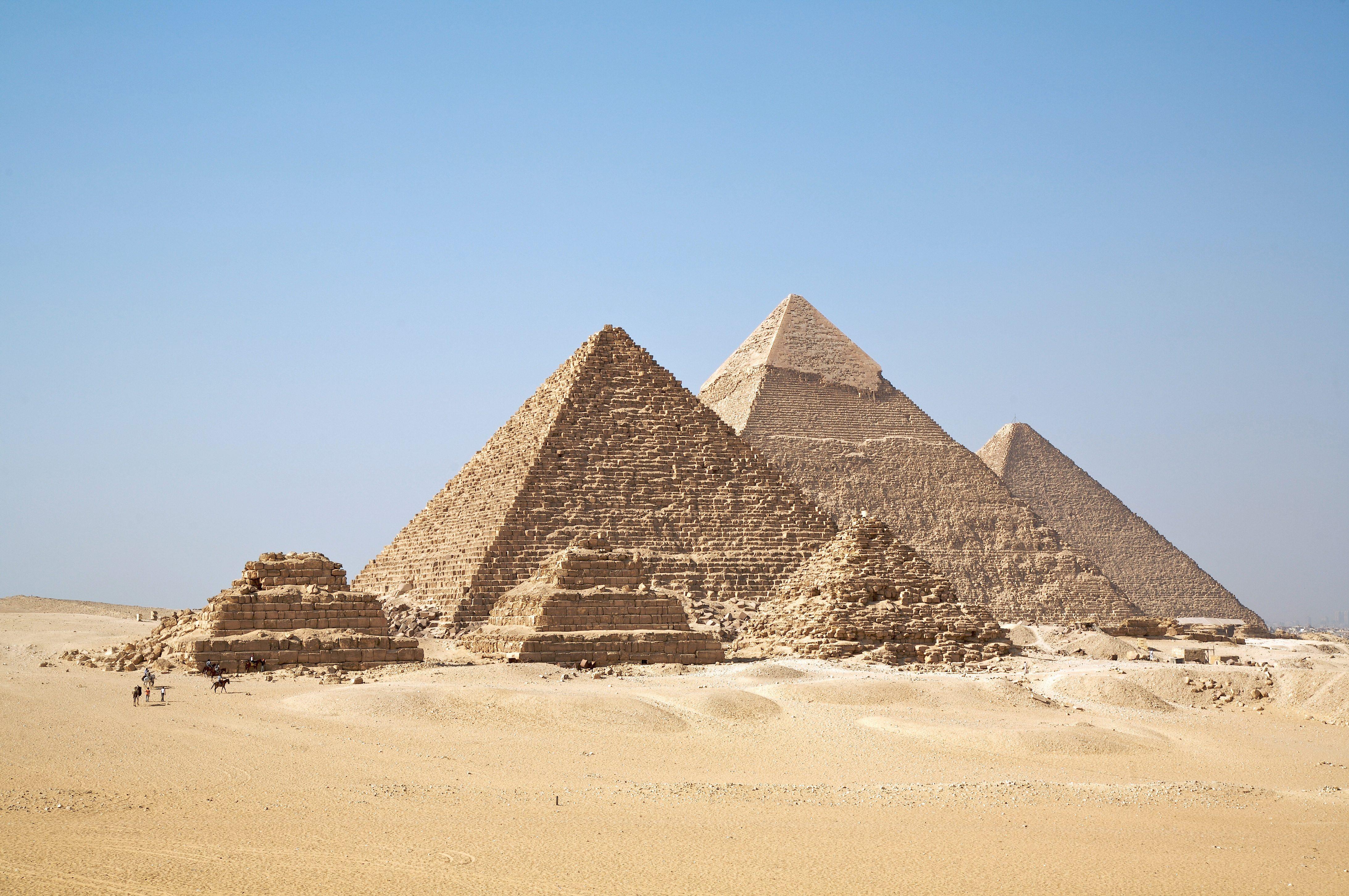 الهرم خفرع مصر
