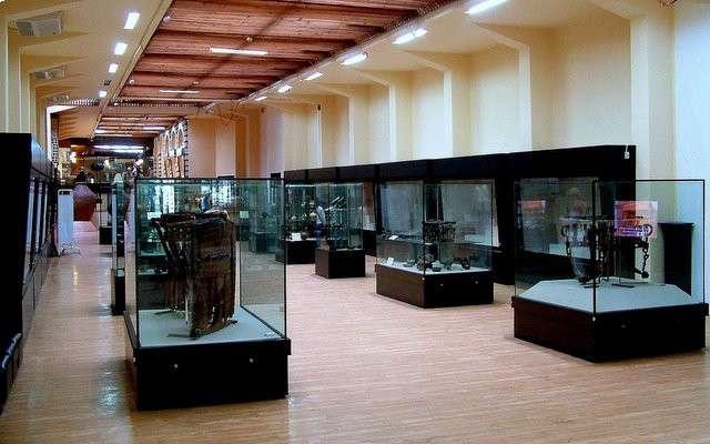 Actividades en el Museo de las Civilizaciones de Anatolia Ankara Turquía