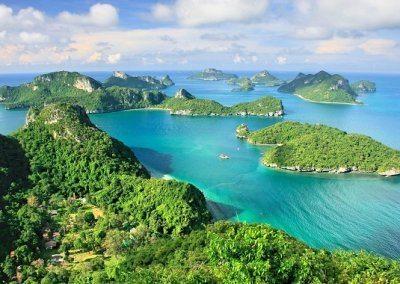 المحمية البحرية الطبيعية