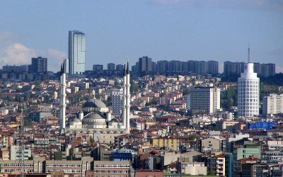 Tourism in the city of Ankara in Turkey