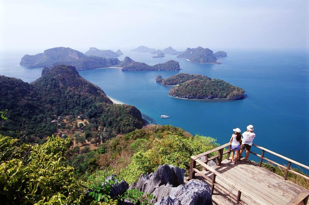 حديقة مو كو انج ثونج البحرية