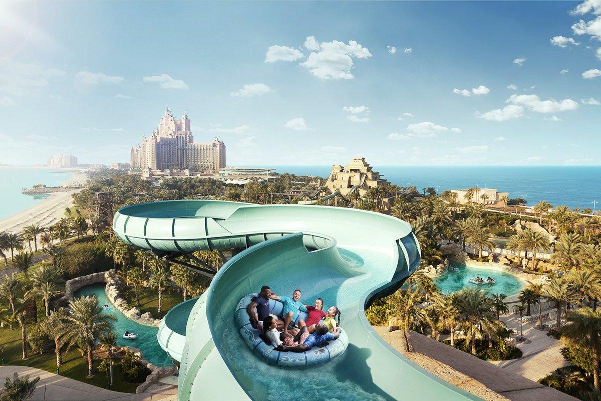 حديقة اكوافنتشر المائية فى مدينة دبى   اهم الانشطة الترفيهيه فى حديقة اكوافنتشر المائية
