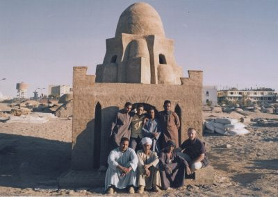 The tombs of the Fatimids of Baswan