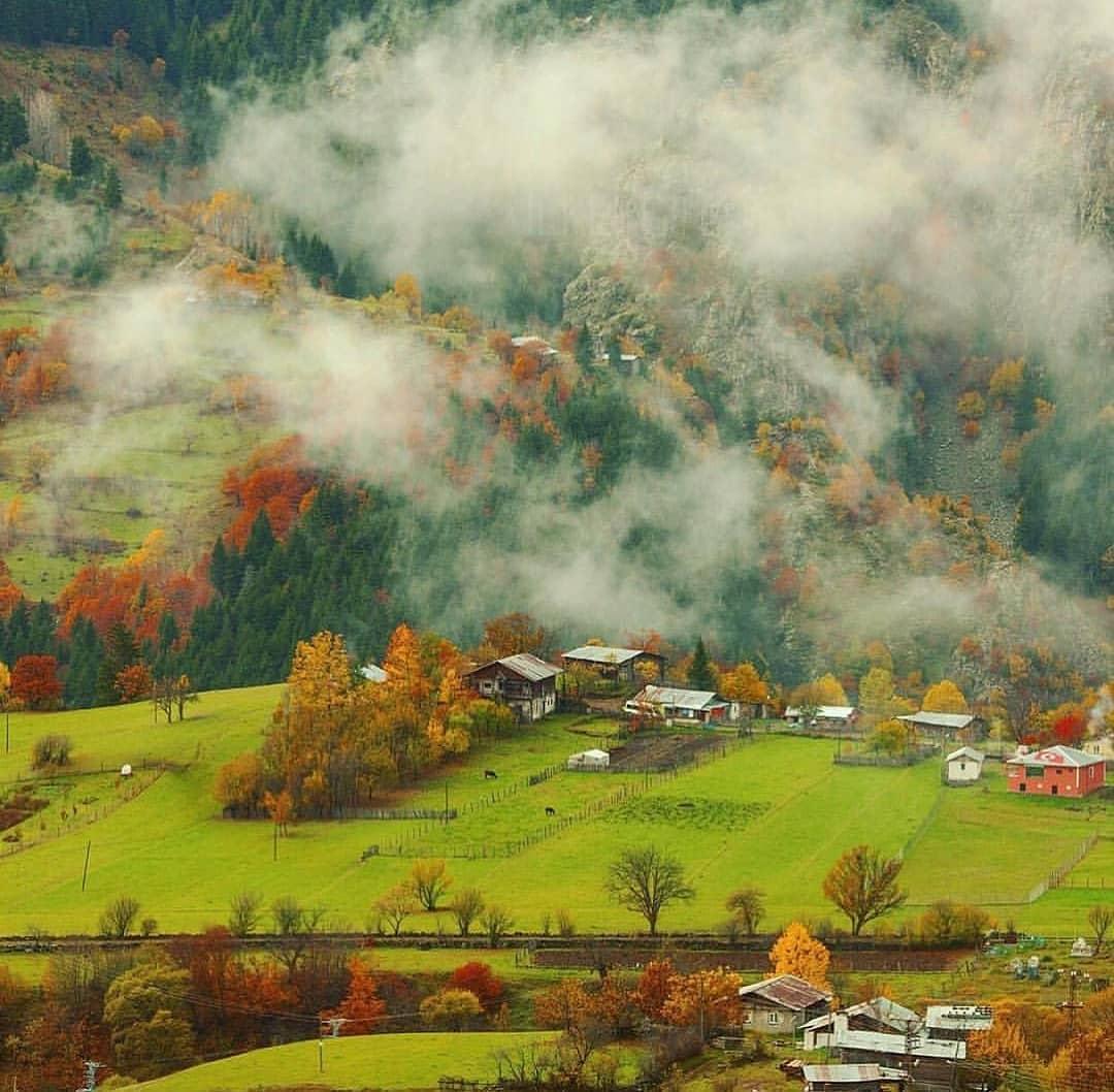 اجمل واروع 10 قرى فى تركيا تستحق الزيارة | اجمل القرى الرائعه فى تركيا