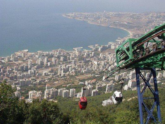 مدينة بعلبك لبنان