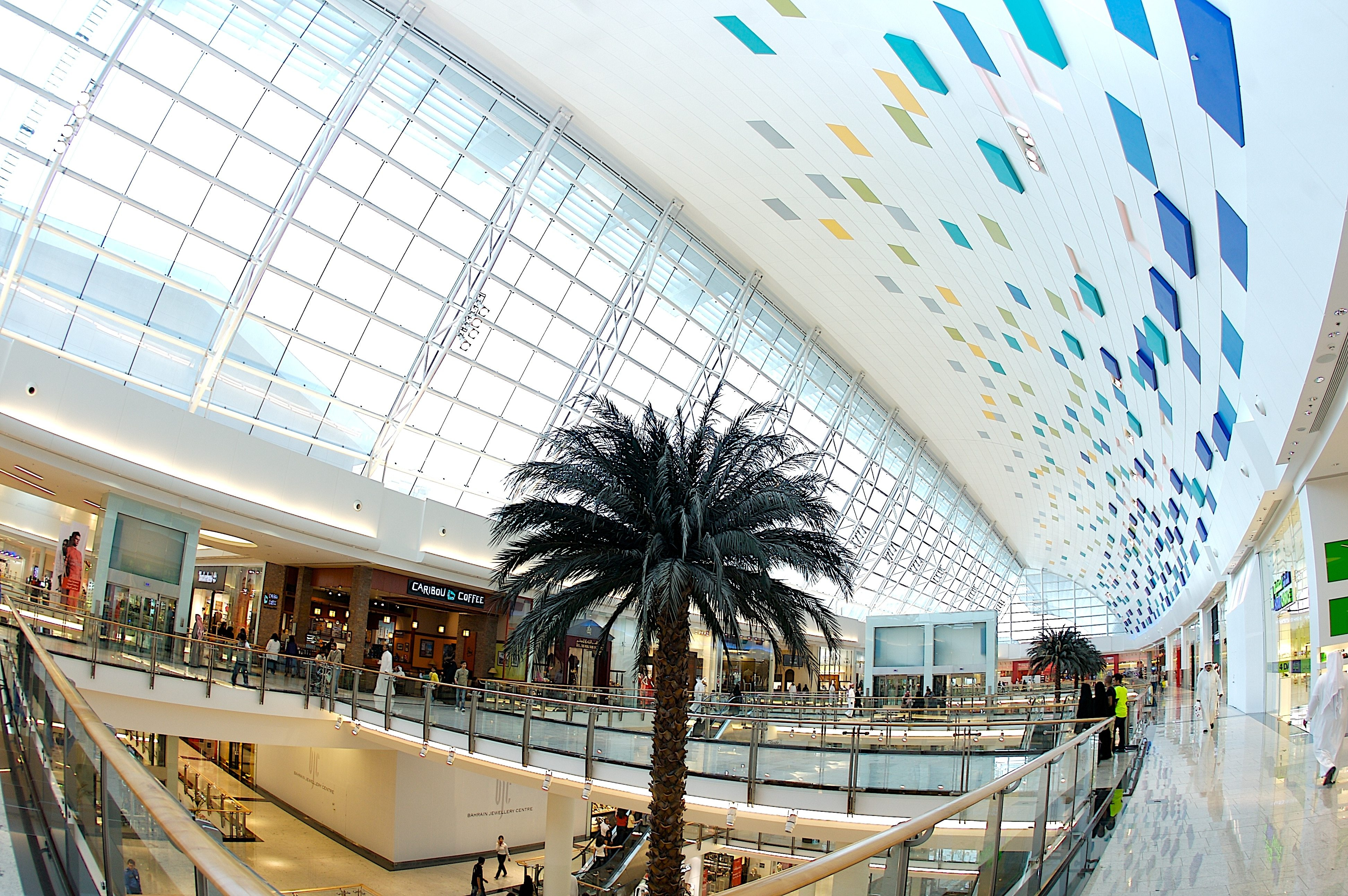 Best Shopping Centers in Bahrain