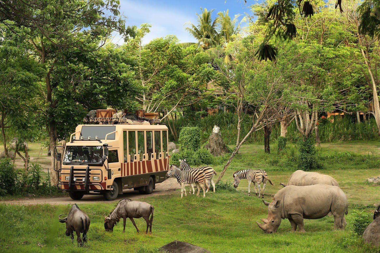 Tempat wisata paling terkenal di Bali