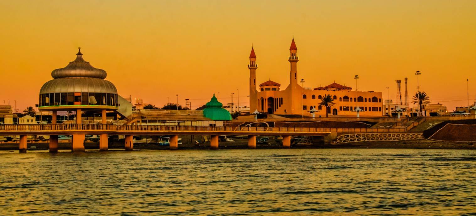 مدينة مقنا في المملكة السعودية