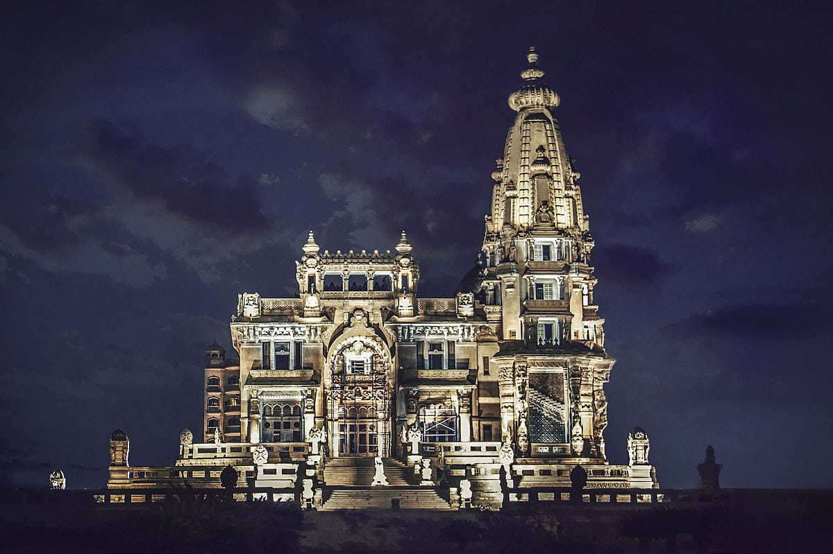 قصر البارون مصر