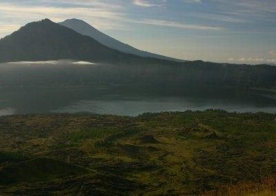 Danau Pador di Pulau Bali