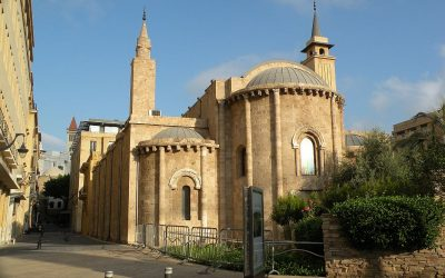 Great Omri Mosque Beirut