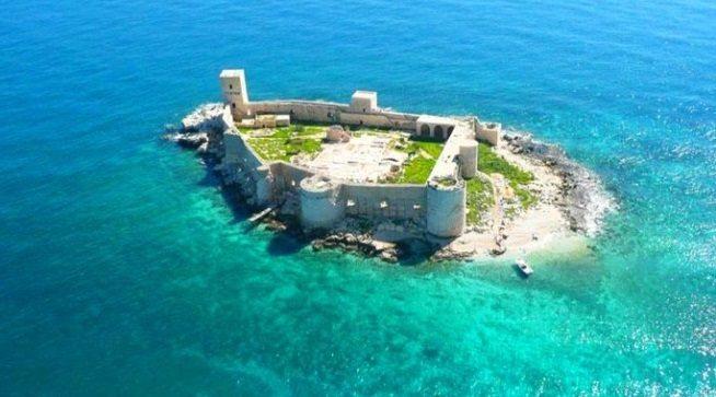 أنشطة في قلعة بالان كيشليك مرسين تركيا