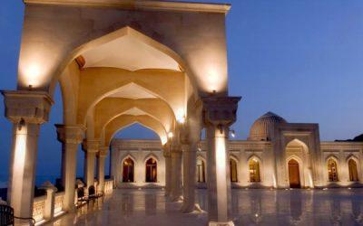 مسجد باب الهيبة فى باكو