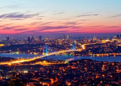 جوله سياحيه ف الاماكن السياحيه باسطنبول