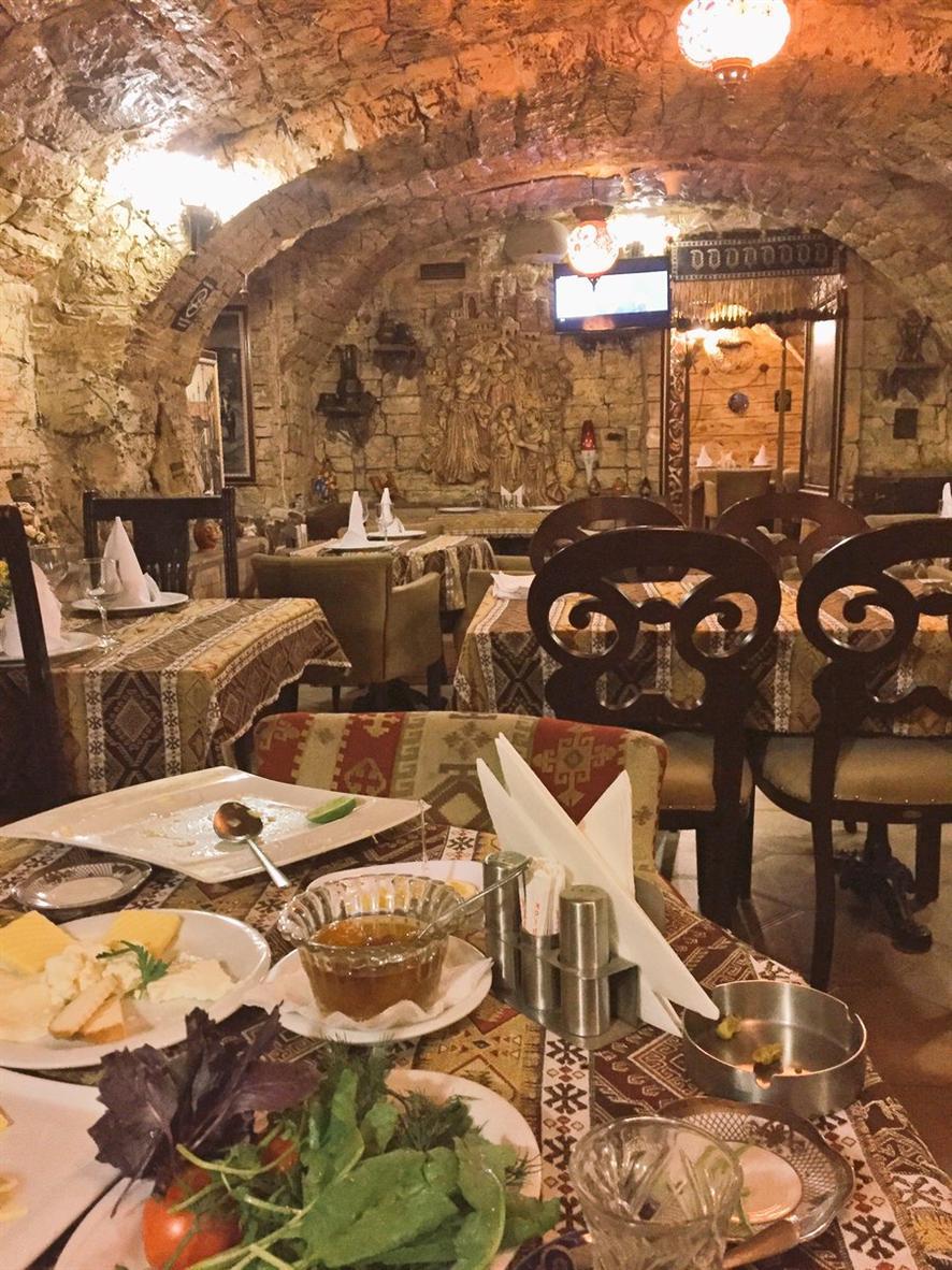 افضل المطاعم السياحية فى مدينة باكو اذريبجان | مطاعم مدينة باكو اذريبجان