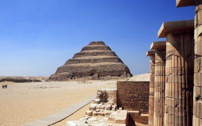 Saqqara 및 Dahshour 카이로 투어