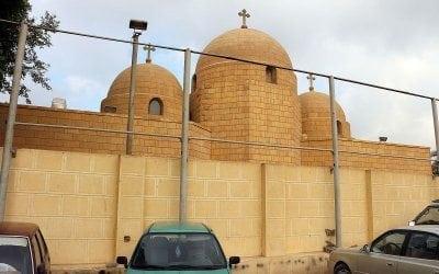 كنيسة القديس أبو سرجة في القاهرة
