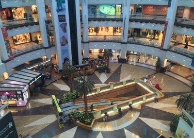 مركز الواحة في دبي