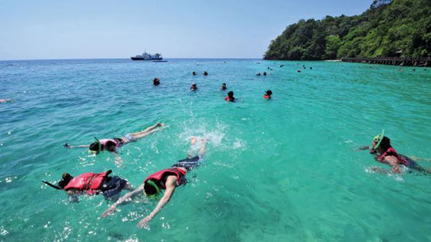 افضل 5 أنشطة في عالم تحت الماء لنكاوي
