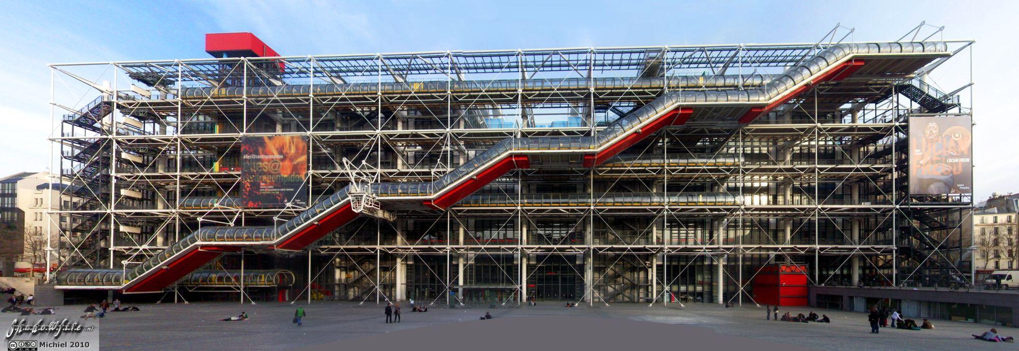 George Pompidou Center Paris
