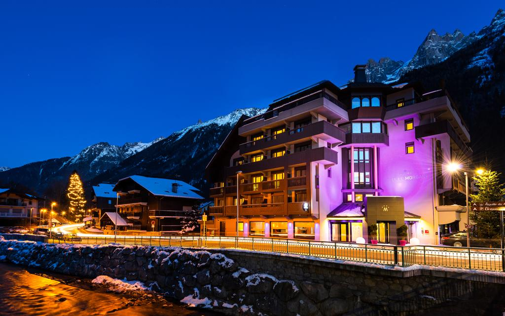 Best Chamonix Hotels
