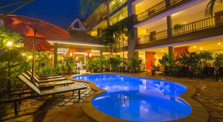 أفضل شقق فندقية في شنغماي تايلاند 2018